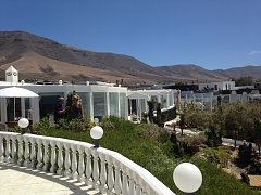 Holiday on the sandy Beach of Famara