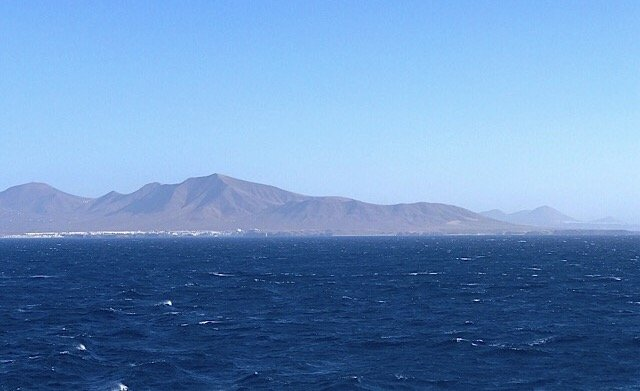 Lanzarote from outside