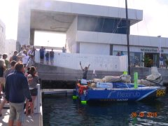 Mini Transat in Lanzarote first leg