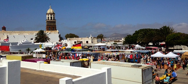 Market in Teguise